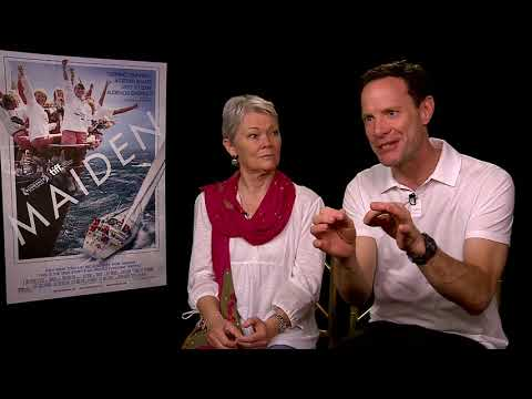 Director Alex Holmes & Tracy Edwards Chat About MAIDEN Documentary