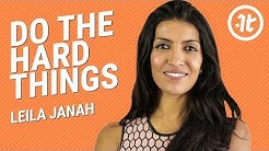 The Keys to Building Character | Leila Janah on Impact Theory