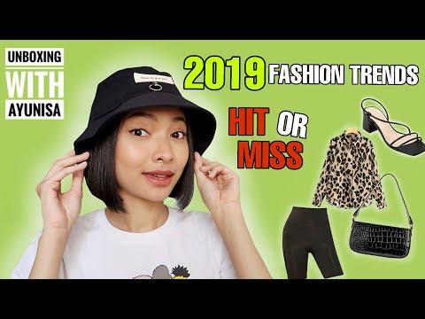 Pake Semua yang nge Trend di Tahun 2019! Head To Toe Ep.3   Shein Haul thumbnail