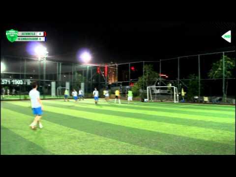 JATOMİ SPORTS CLUB-WOLY AMBASSADOR/ İSTANBUL / iddaa Rakipbul Ligi 2014 Kapanış Sezonu