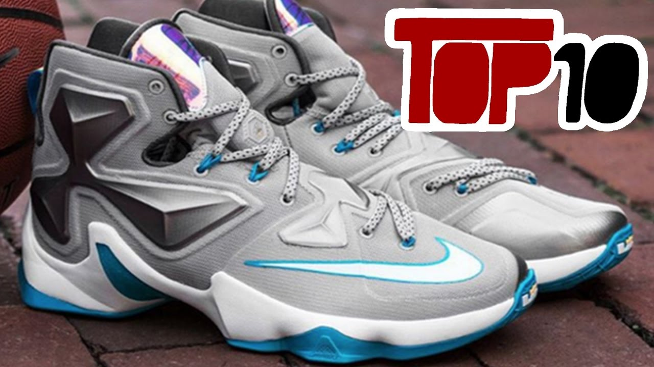Top 10 Lightest High Top Basketball Shoes Of 2016 Youtube