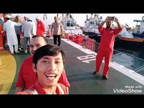 Kenangan offshore Saudi 2019