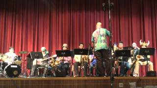 Little Umbrellas - High School North Jazz Band
