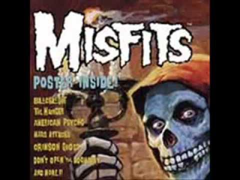 The Misfits   American Psycho+lyrics
