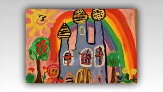 Детский работы на выставке «Свет души моей», ч.3
