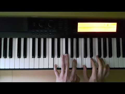D9 Piano Chord Chordsscales