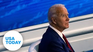 Former Vice President Joe Biden discusses COVID and young Black voters at ABC Town Hall | USA TODAY