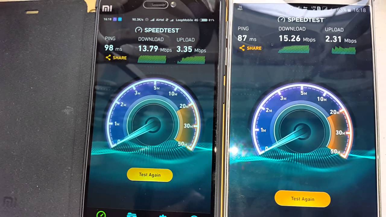 reliance jio 4g lte speed test on 2 phones connected to. Black Bedroom Furniture Sets. Home Design Ideas