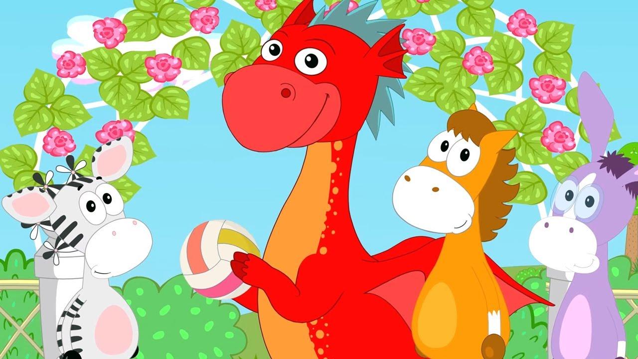 ПониМашка — Дружба с огоньком — Таинственный топинамбур — Познавательные мультфильмы для детей