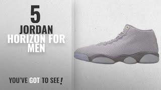 Top 10 Jordan Horizon [2018 ]: JORDAN HORIZON LOW mens basketball-shoes 845098-005_9 - WOLF GREY/GYM