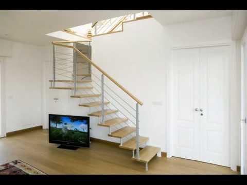 Scale scale a chiocciola scale a giorno scale a rampa scale modulari youtube - Scale a rampa ...