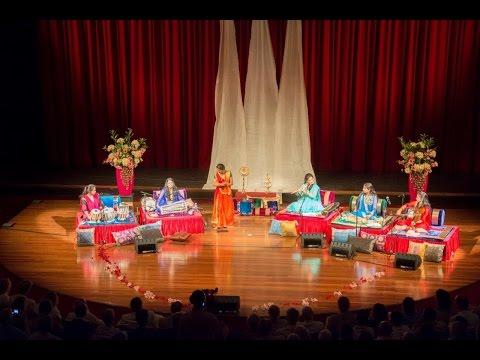 MERU Concert Live - Sakhi -  A Kaushiki Chakrabarty Ensemble