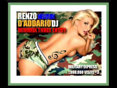 New Entry - Mix Aprile Marzo 2013 Musica House Commerciale Dance best Remix Renzo Daddario DJ