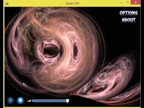 Quasi Art - automatic music generation free software (программа автоматического создания музыки)