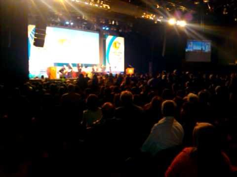 Inauguracion 19 Congreso Nacional de Cs Es