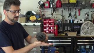 how to replace coil and clutch on bmw x5 ac compressor