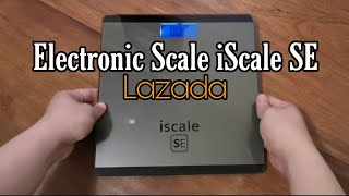 iScale SE Electronic Scale