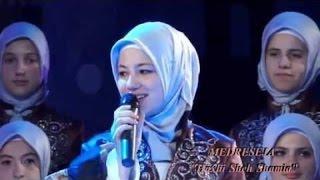 мусульманка поет
