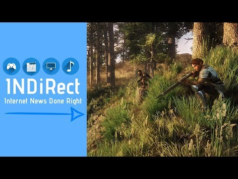 Amazon's MMO New World Footage Leaks Online - INDiRect News