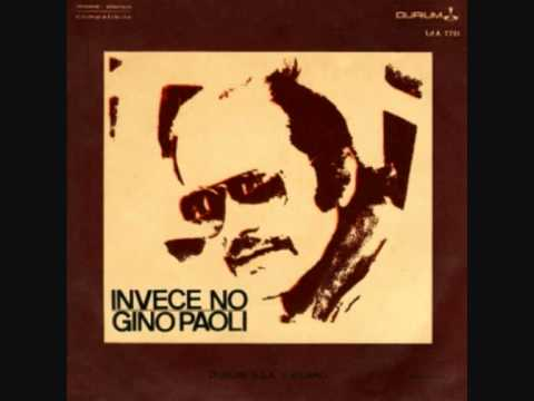 Gino Paoli - Invece no (1971)
