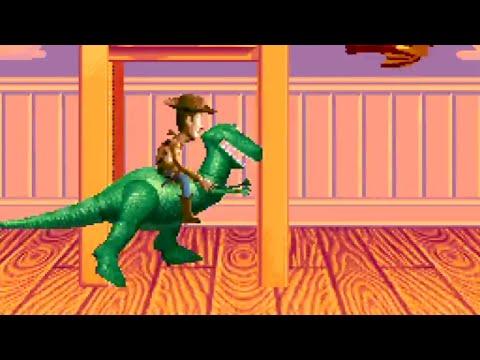 Toy Story | SNES Longplay [60 fps]