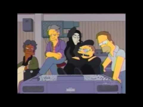 """The Simpsons - """"Number Eight"""""""