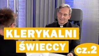 Klerykalni świeccy i świeccy księża