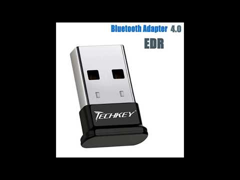 Techkey Bluetooth Dongle For PC - Review
