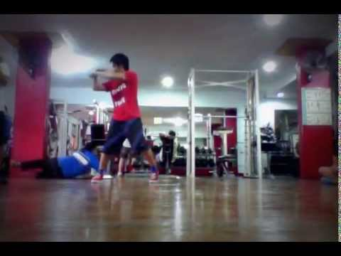 PUT IT DOWN by T-PAIN CHOREOGRAPHY tristan cheng