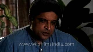 Javed Akhtar on Angry Young Man persona and film Zanjeer