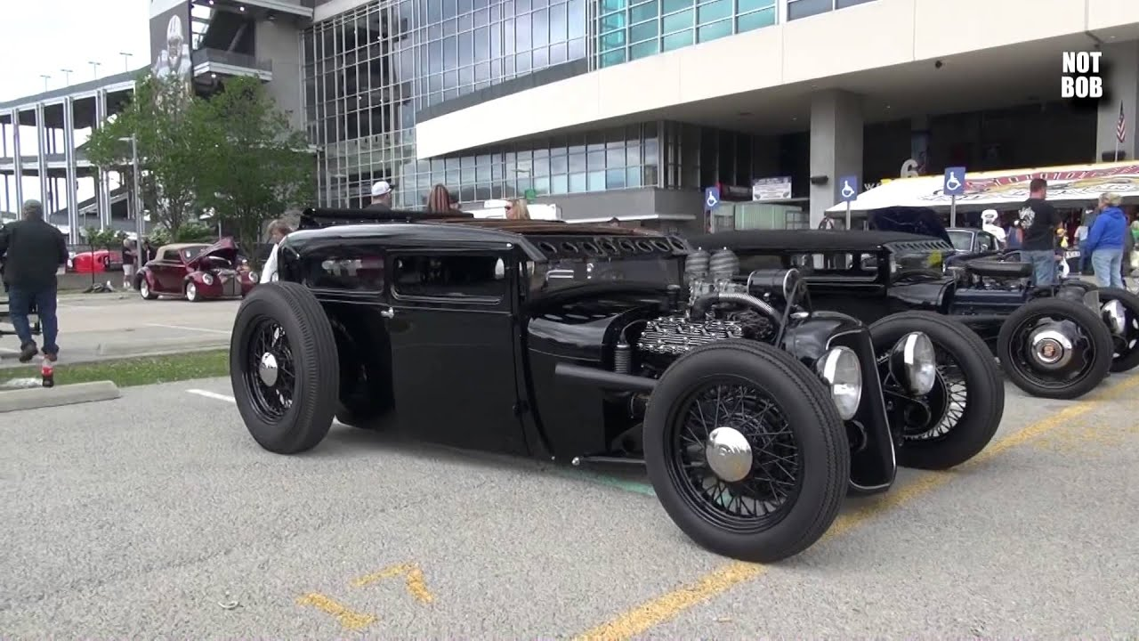 1929 Ford Hot Rod / Rat Rod from Ricky Bobby\'s Rod Shop 2014 ...