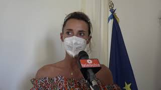L'UNSI Ischia premia Elisa Di Francisca campionessa di scherma