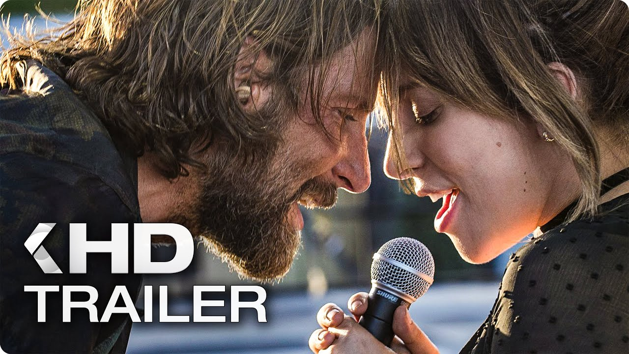 Download A STAR IS BORN Trailer (2018)