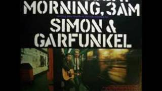 Wednesday Morning 3 A.M. - Simon & Garfunkel 水曜の朝午前3時 / サイ...