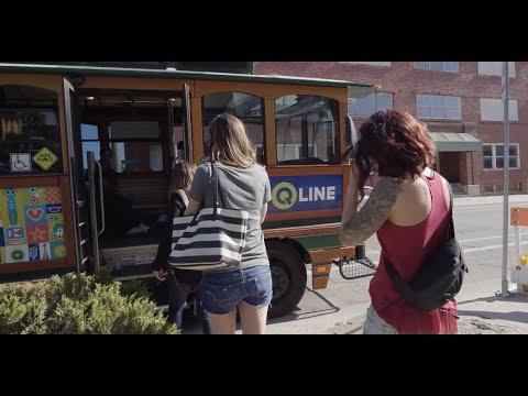 Visit Wichita | Q-Line | Free Transportation In Wichita, Kansas