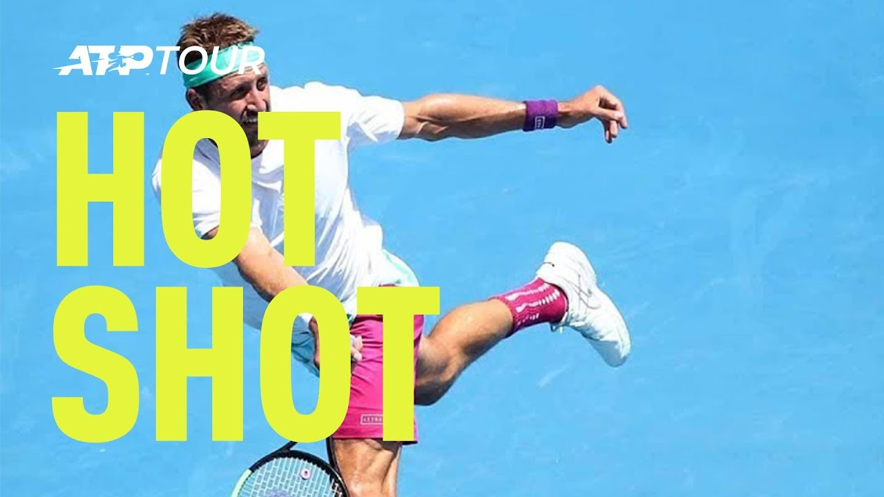 Hot Shot: Sandgren Turns Defence Into Attack At Auckland 2019