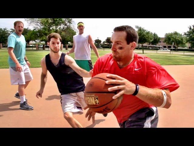 Funny sports skits