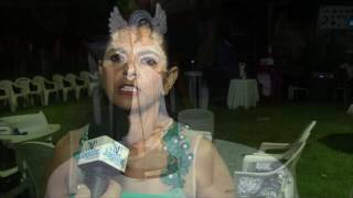 Rita Alves relata trajetória da associação do Sitio Paraíso ao objetivo da construção da Capela