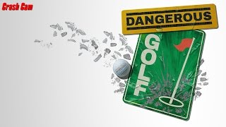 Crash Cam: Dangerous Golf