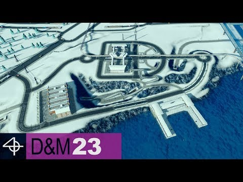 Planning a Public Transport Hub | Unmodded Cities: Skylines – Design and Manage, Part 23