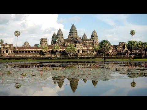 Тайны древних цивилизаций: Камбоджа - Ангкор Ват. Документальный фильм