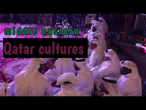 Middle eastern culture (qatar)