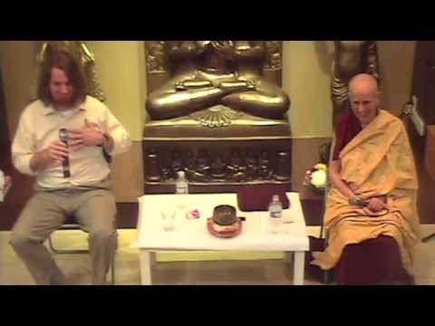 12-14-14 Healing the Mind: Perspectives from Buddhism and Psychology