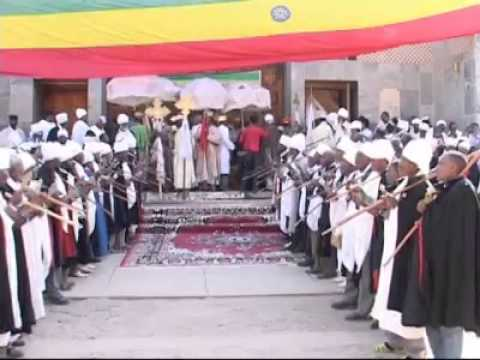 **Official Video of the New Chapel Of Saint Mary of Zion in Axum, Ethiopia**
