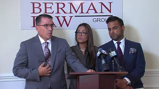 NEWS CONFERENCE: Embattled Palm Beach Co. fire chief speaks about allegations