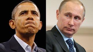 Обама против Путина. Почувствуй разницу.Видео Факты