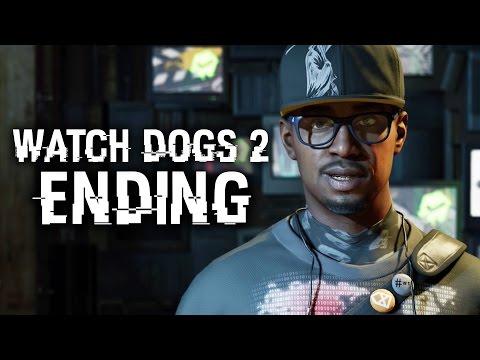 Watch Dogs 2 ENDING Gameplay Walkthrough Part 23 - MOTHERLOAD (Full Game)