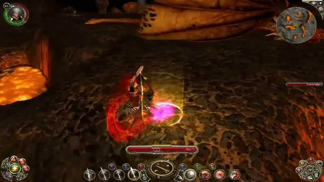 Sacred 2 Fallen Angel - Gameplay(PC) - Schattenkrieger ...