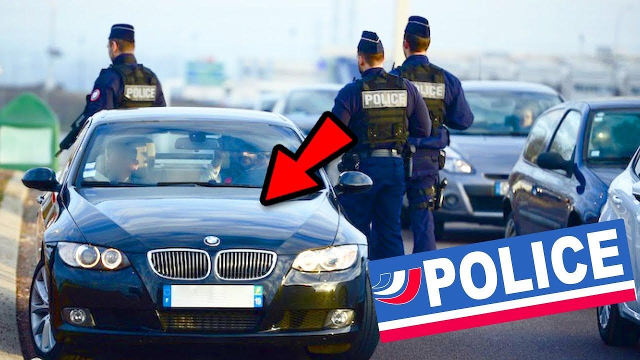 BMW CONTRÔLER 10 FOIS PAR LA POLICE EN 1 MOIS !