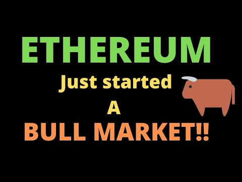 ETH just entered a Bull Market🚀🚀ETHEREUM made a new 2020 swing high🔥🔥🔥LIFE CHANGING MONEY🤑🤑🤑